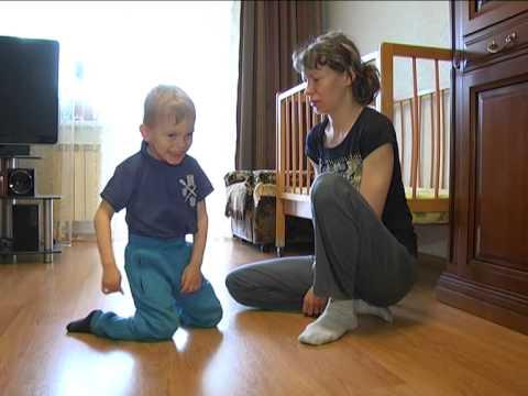 Четырехлетний мальчик нуждается в дорогостоящем лечении