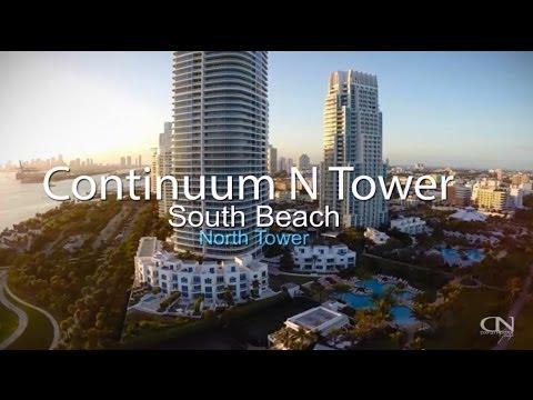 Continuum South Beach Condos - North Tower -  50 S Pointe Drive Miami Beach 33139