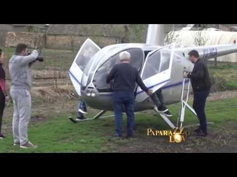 Darko iznajmio helikopter na svojoj njivi