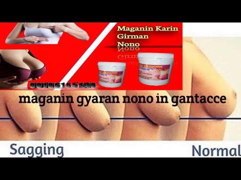 Maganin Karin girman nono na Matan aure da Yan Mata cikin Sauki da ikwan Allah #kayan Mata #menu