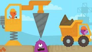 Video Fun Sago Mini Games - Fun Kids Build Sago Home Construction Building With Sago Mini Trucks & Diggers MP3, 3GP, MP4, WEBM, AVI, FLV Mei 2017