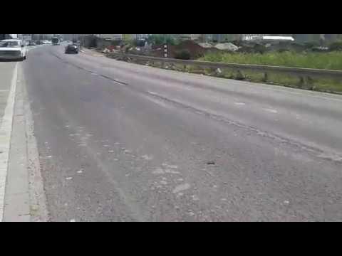 כביש 672 המוזנח של נתיבי ישראל