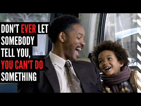 Pursuit of Happyness Motivational Speech - Will Smith