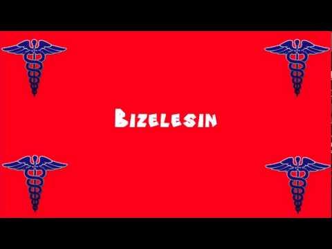 Pronounce Medical Words ― Bizelesin