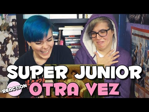 Video SUPER JUNIOR (슈퍼주니어) X REIK - ONE MORE TIME (OTRA VEZ) ★ MV REACTION download in MP3, 3GP, MP4, WEBM, AVI, FLV January 2017