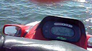 10. Starting 2002 Kawasaki Jet ski after sitting 2 weeks