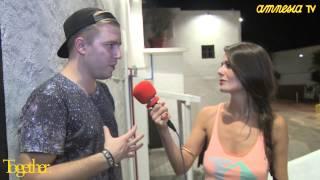 Interview Sub Focus @ AmnesiaTV 2013