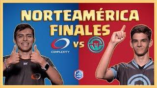 CRL Norteamerica: FINALES