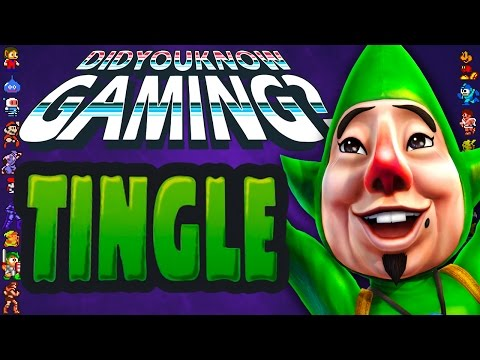 Zelda's Tingle - Did You Know Gaming? Feat. SpaceHamster