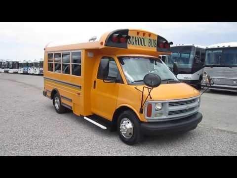 2001 type a bus sales b64337