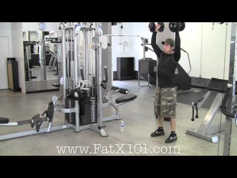 Gym Workout Program For Fast Fat Burning Results Fat X 101