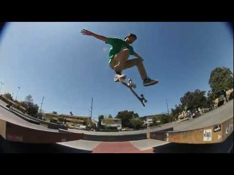 Brian Martin at Stoner skatepark