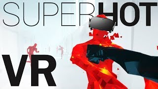 Welcome to SUPERHOT VR! Super Hot VR is one of the Best VR Games. It combines a Strategy game with a FPS Game. ► Check out the Oculus Rift #SummerOfRift: http://bit.ly/2tlkNUO- - - - -SUPERHOT VR Gameplay Overview:Blurring the lines between cautious strategy and unbridled mayhem, SUPERHOT VR is the definitive VR FPS in which time moves only when you move. No regenerating health bars. No conveniently placed ammo drops. It's just you, outnumbered and outgunned, grabbing the weapons of fallen enemies to shoot, slice, and maneuver through a hurricane of slow-motion dodging bullets. - - - - - -SUPERHOT VR FOREVER Features:SUPERHOT VR now also includes the massive SUPERHOT FOREVER update, bringing hours of new replayable challenges, achievements and hardcore endless levels to SUPERHOT VR's time-bending gameplay, including:►Test your aim where only headshots take out enemies.►Race against your best scores in bullet-time and real-time.►Try to complete the game without shooting.►Get hardcore with faster enemies and less reaction time.- - - - -Special thanks to Oculus for sending me a Rift + Touch bundle as part of their #SummerOfRift sponsorship campaign and providing a free SUPERHOT VR Oculus Home key.- - - - -Want more Blitz? Check these links out:Subscribe: http://bit.ly/Sub2BlitzTwitter: https://twitter.com/BlitzkriegslerTwitch: https://www.twitch.tv/blitzSteam Group: http://bit.ly/BlitzsSteamUnboxing Videos - http://bit.ly/BlitzUnboxingGiveaway Videos - http://bit.ly/BlitzsGiveawaysChannel Updates - http://bit.ly/BlitzsUpdates- - - - -Sponsors:Get awesome T-shirts on my merch store: https://www.teepublic.com/user/ytblitzPick up good games in through Humble: https://www.humblebundle.com/?partner=blitzkriegslerClick here to customize your own PC at Ironside Computers: http://ironsidecomputers.com