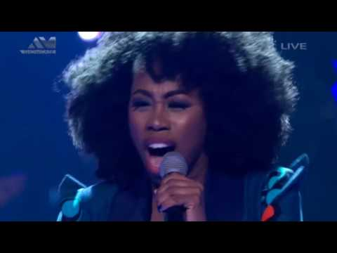 A'rese sings Aretha Franklins Think - The Voice Nigeria E17