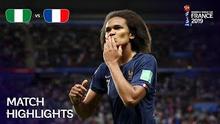 Download Video Nigeria v France - FIFA Women's World Cup France 2019™ MP3 3GP MP4