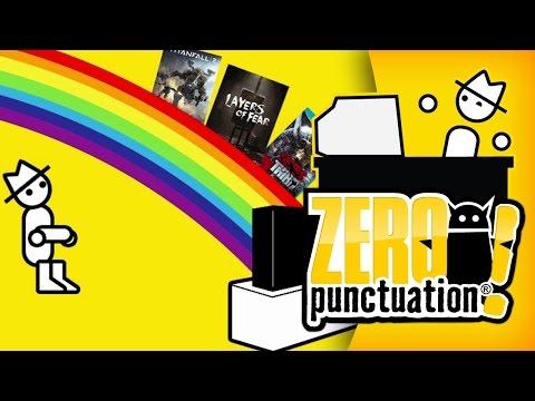 Top 5 Games of 2016 (Zero Punctuation)