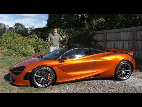 Here's Why the McLaren 720S Is Worth $300,000 (видео)