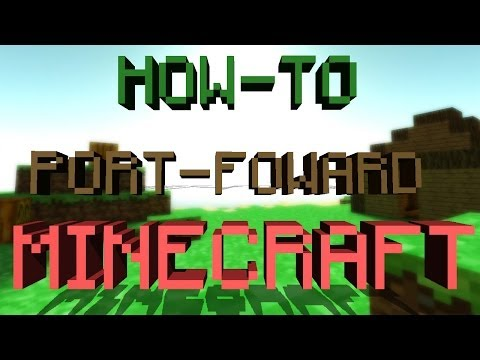how to portforward minecraft with at&t motorola