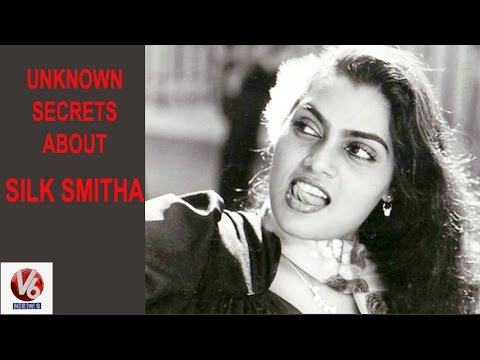 "Facts Behind ""Silk Smitha's"" Sudden Demise 