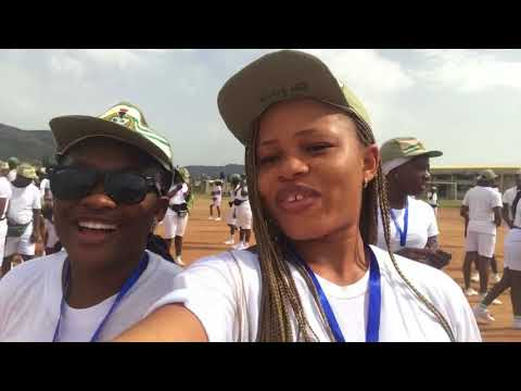 CORPER'S DIARY: MY FIRST DAYS IN NYSC CAMP
