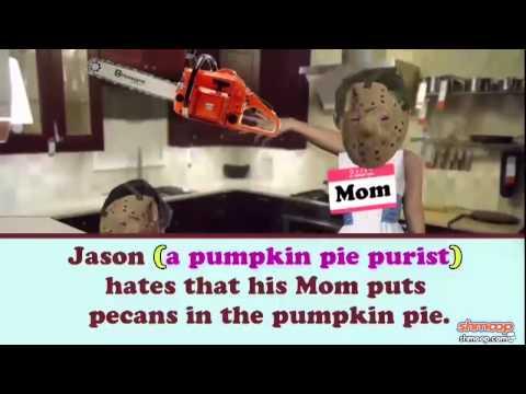 Parentheses by Shmoop (видео)
