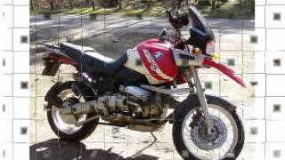 7. BMW R 1100GS Info and Specification