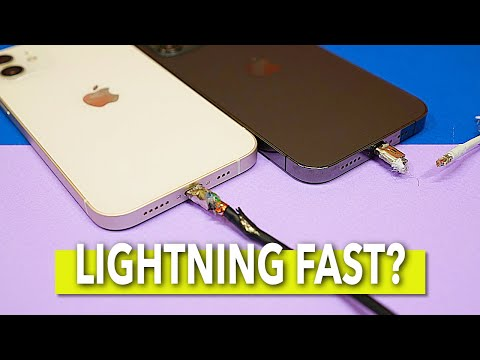 Quiz: What's The Best Charging Cable For The iPhone 12?