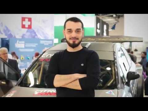 Severcon на 'Мир климата-2018' Ариф Амирбеков