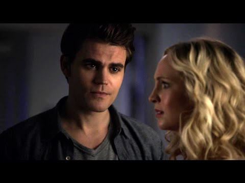 "The Vampire Diaries: 6x07 - Stefan and Caroline (""Why do you have a thing for me?"")"