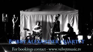 Bobby Alexander quartet r&b, soul, blues, swing Mallorca, Ibiza