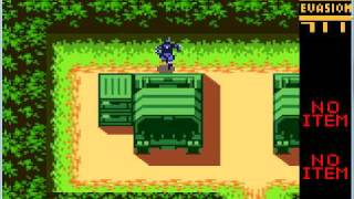 Swedish Lets Play  Med Sam Sam  Metal Gear Solid Frångame Boy Color Part 1