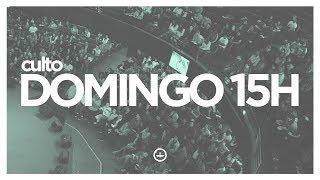 13/08/2017 - CULTO TARDE RHEMA - VASTI MACHADO
