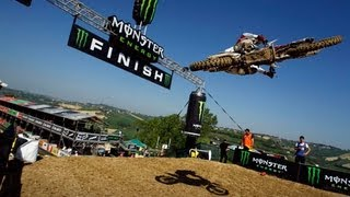 Fermo Italy  city photos : On-board with Evgeny Bobryshev - Fermo, Italy MXGP Qualifying race