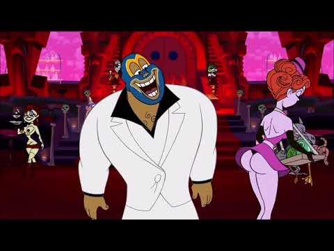 El Superbeasto - At the Club