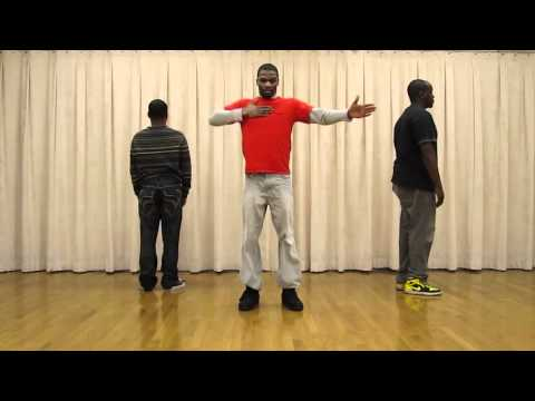 HSE Stepping Tutorial (Dance) Lesson # 5
