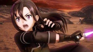 Sword Art Online: Fatal Bullet - анонсирован новый шутер по вселенной Sword Art