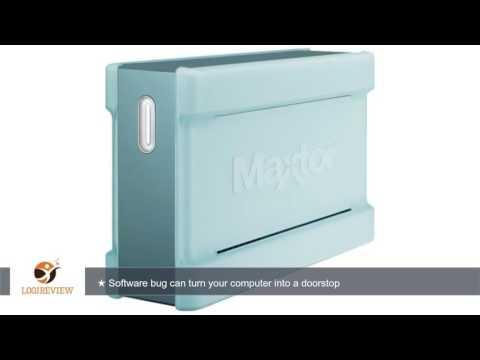 Seagate STM303004OTAB05-RK Maxtor OneTouch III 300 GB FireWire400/USB 2.0 External Hard Drive |