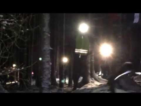 Vintertrening ved Ulvås