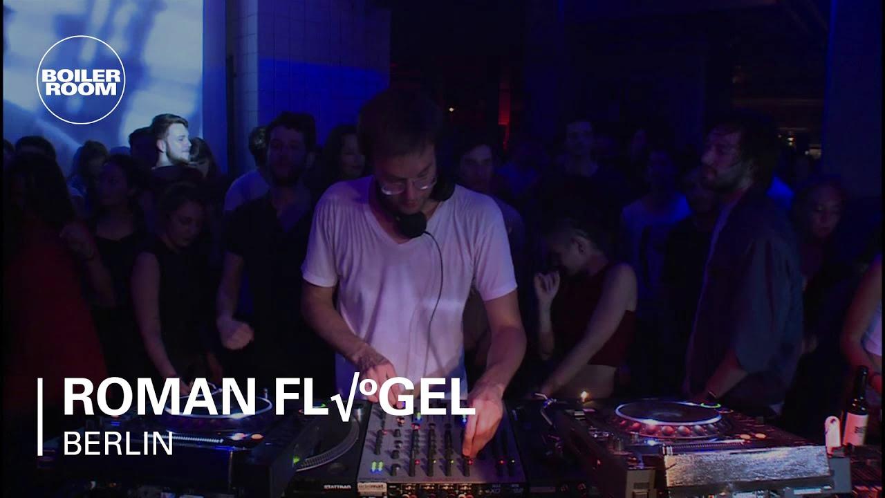Roman Fluegel - Live @ Boiler Room Berlin 2014