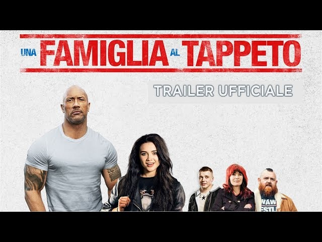 Anteprima Immagine Trailer Una Famiglia al Tappeto, trailer ufficiale italiano