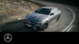 The new E63 S 4Matic+