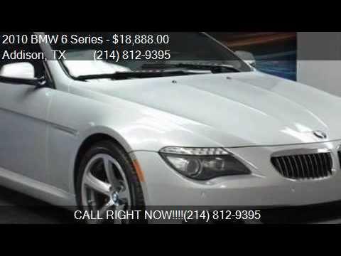 Bmw 650i for Mercedes benz of escondido 1101 w 9th ave