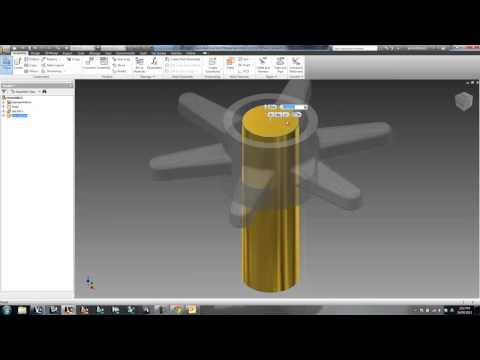 Using Inventor iParts with Vault - Copy Design