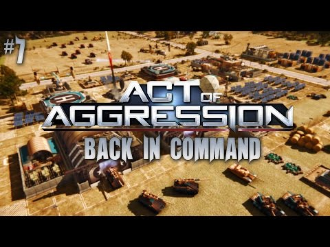 Act of Aggression #7 Countdown To Apocalypse