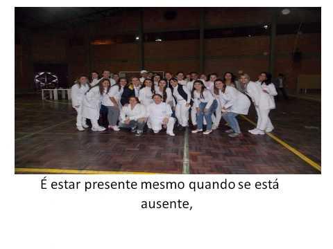 Semana da Enfermagem, colégio Dom Feliciano  2014