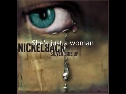 Never Again- Nickelback(lyrics)