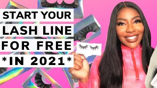 How To Start A Lash Business With No Money (Lash Boss University Ep. 1) by The Weed Show with Charlo Greene