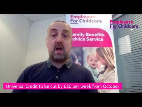 Plan now for cut to Universal Credit of £20 per week