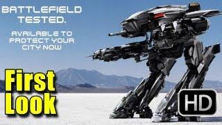 RoboCop (2013) - First Look