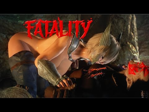 MORTAL KOMBAT XL ALL FATALITIES / FINISH HIM - Cassie - Kitana - Mileena, Sonya, Alien - MODS